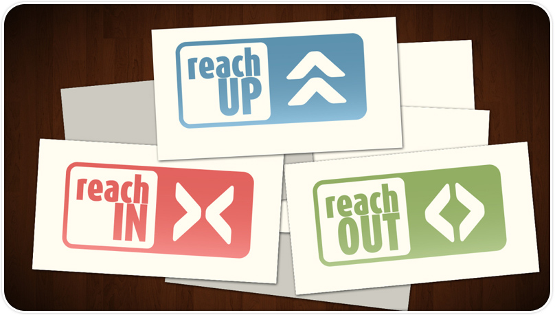 Reach sermon series.