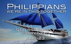God Will Supply Every Need