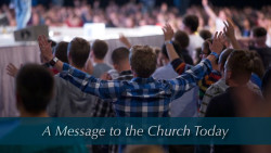 A Message to the Church Today: Beware of Compromise